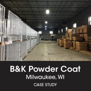 B&K Powder Coating
