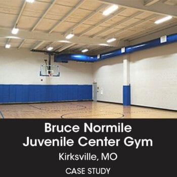 Bruce Normile Juvenile Center Gym