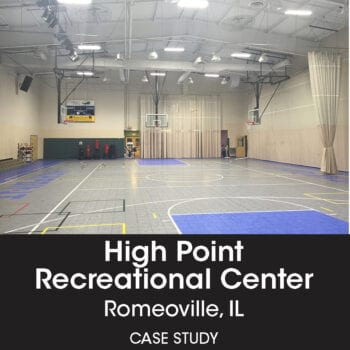 High Point Recreational Center Gym