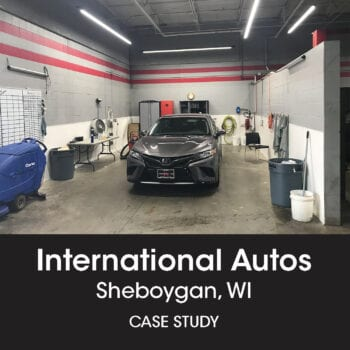International Autos Service Bay
