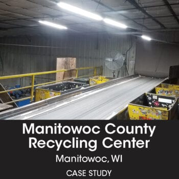 Manitowoc County Recycling Center