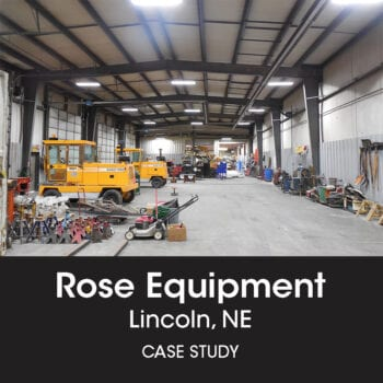 Rose Equipment