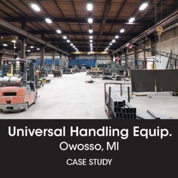Universal Handling Equipment