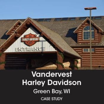 Vandervest Harley Davidson custom model T