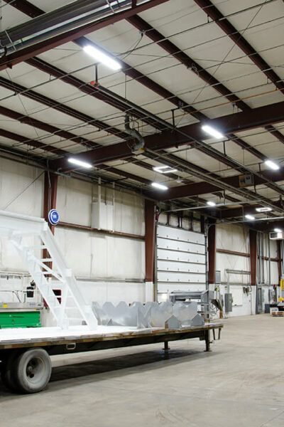 Fusion solar powered lighting