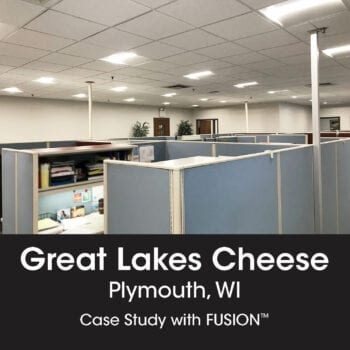 Great Lakes Cheese Case Study with FUSION